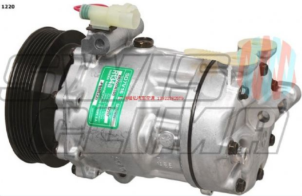 AC Compressors Cars(